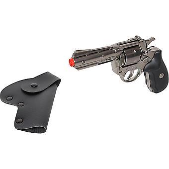 CAP GUN - 433/0 - Gonher Police City 8 Shots