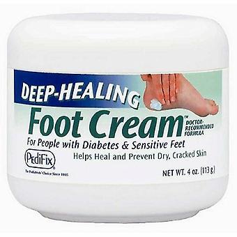 Pedifix Foot Moisturizer Scented Cream, 4 Oz