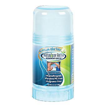 Naturally Fresh Crystal Deodorant, 4.25 OZ