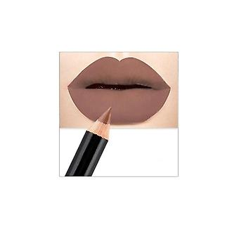 Lip Makeup Pencils, Long Lasting Pigments Waterproof Lipstick Pen Makeup Tool