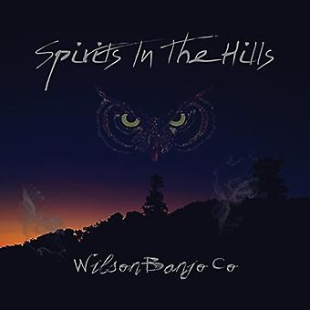 Wilson Banjo Co - Spirits in the Hills [CD] USA import