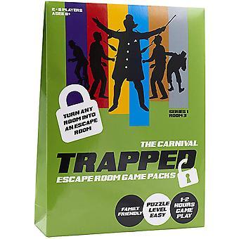 Trapped, Escape Room - The Carnival