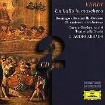 G. Verdi - Verdi: Un Ballo in Maschera [CD] USA import