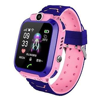 Kids's Smart Watch Kids Phone Watch Smartwatch com foto de cartão sim