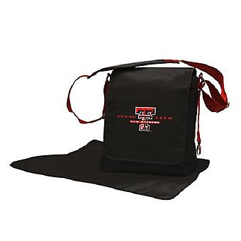 Texas Tech Red Raiders NCAA LilFan Diaper Messenger Bag