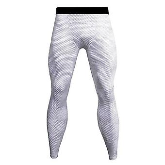 3d Fitness Lange Compressie panty's Joggers Fitness Skinny Quick Dry Broek