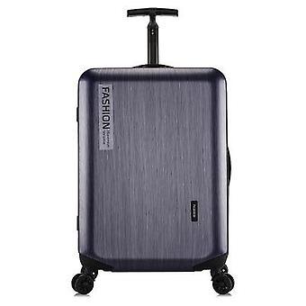 Hopea matkatavarat, Pyörävaunu, Vieritys matkalaukku, Salasana laukku Abs +pc Valise