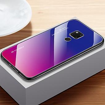 Unik stødsikker hærdet glas sag til Huawei Y7 2019 / Y7 Prime 2019