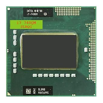Intel Core I7-740qm I7 740qm Slbqg 1.7 Ghz Quad-core Eight-thread Cpu Processor