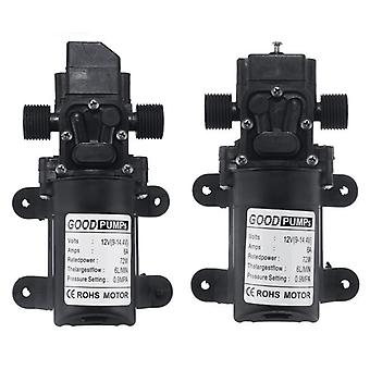 12v 72w Diaphragm Water Pump
