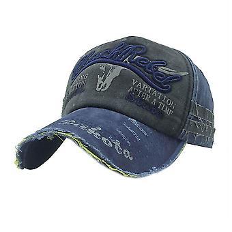 Women Denim Men Unisex Baseball Volleyball Vintage Sports Hat