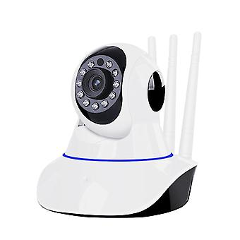 1080P WiFi Wireless Pan Tilt CCTV Network Home Security IP Camera 11pcs IR Night Vision M otion Dete