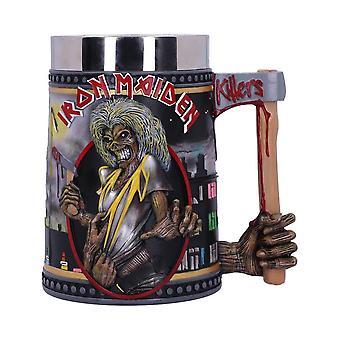 Iron Maiden The Killers Eddie Verzamelbare Tankard