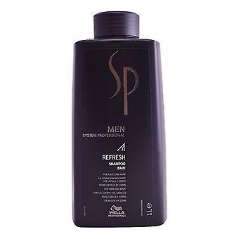Shampoo Men Refresh System Professional/1000 ml