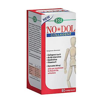 No-dol collagen 60 tablets of 1350mg