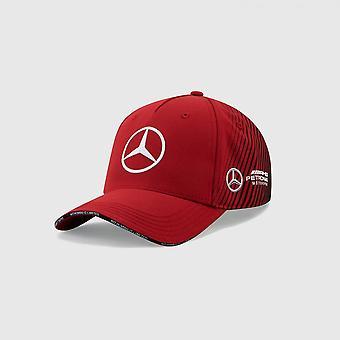 Mercedes AMG Petronas Mercedes Amg Petronas Team Cap Burgundy 2021