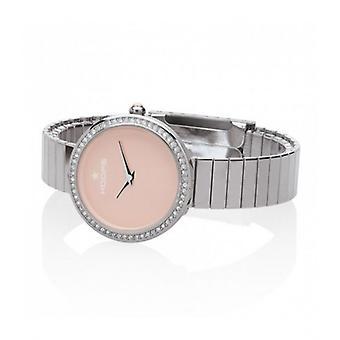 Hoops Etoile Silver Rose Watch