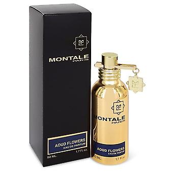 Montale Aoud Flowers Eau De Parfum Spray By Montale 1.7 oz Eau De Parfum Spray