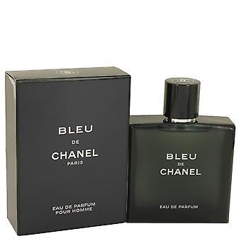 Bleu De Chanel Eau De Parfum Spray av Chanel 3,4 oz Eau De Parfum Spray