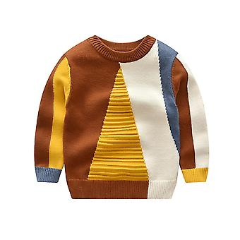 Baby T Shirt Sweater Geometric Triangle Rectangle Match Style Little Outfit