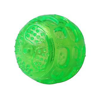 Ανθεκτικά τρίξιμο μπάλα σκυλί παιχνίδι μπάλες αστεία παιχνίδια σκυλιών για σκύλους κουτάβια οδοντοφυΐα μάσημα