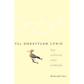 Den omstridda texten - Essäer och samtal i poetik och antropo