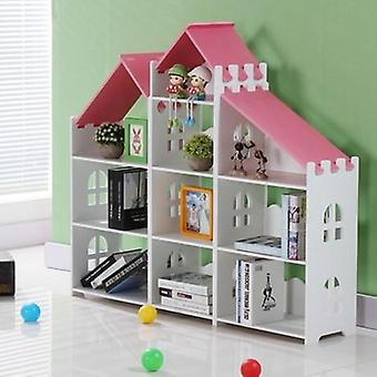 Children Cabinet Furniture Baby Plastic Wood Storage Cabinet /plastico Kids