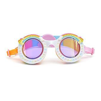 Arco-íris de óculos