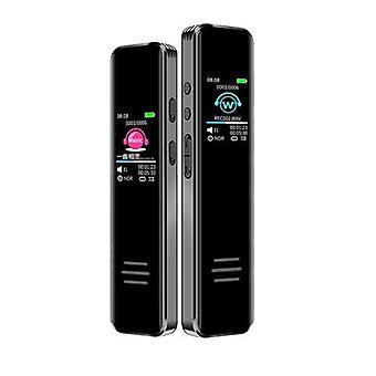 Digital Voice Aktiviert Recorder-hd Dictaphone mit Vor-Funktion Mp3-Player
