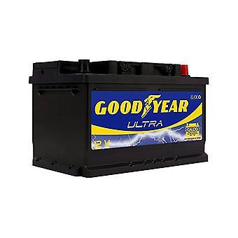 Batería Goodyear GODF375 680A 75Ah 12V