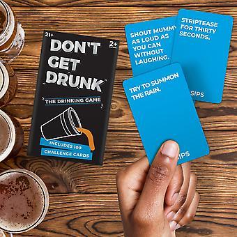 Älä käytä humalakorttipeliä