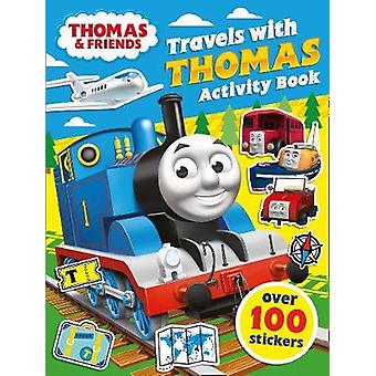 Thomas  Friends Travels with Thomas Activity Book