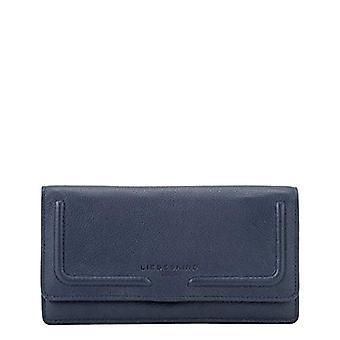 Round Love Note - Slam Wallet LargeDonnaPortafogliBlu (Mood Indigo) 2x11x19 centimeters (B x H x T)