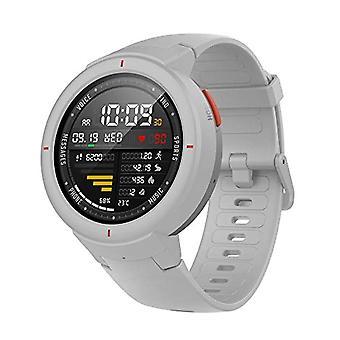 Amazfit Verge Smartwatch 1.3'' OLED Display, GPS Fitness Watch, Phone-Free Music, RAM 512M, 4GB ROM, 360_360 White Resolution