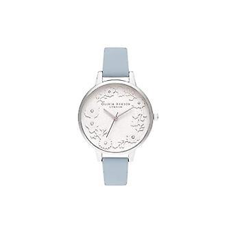 Olivia Burton Quartz Watch with Leather Strap OB16AR04