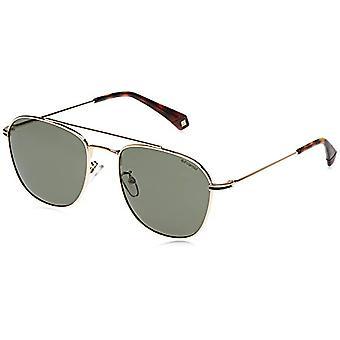 Polaroid PLD 2084/G/S Okulary przeciwsłoneczne, Złoto, 57 Mężczyźni