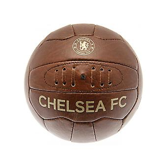 Chelsea Retro Faux Leather Ball Size 5