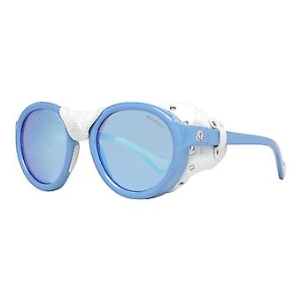 Unisex Sunglasses Moncler ML0046-84C Blue (ø 52 mm)