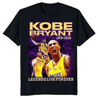 Kobe Bryant 'Legends Live Forever' T-Shirt