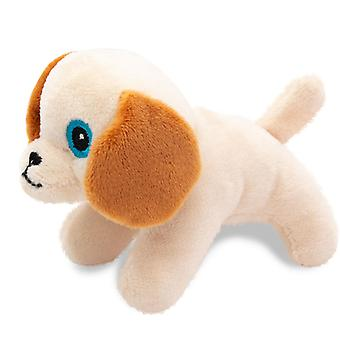 Doodle 13cm Plush Toy In Plastic Carry Case, Puppies