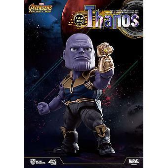 Avengers Äärettömän sodan muna hyökkäys toimintahahmo Thanos 23 cm