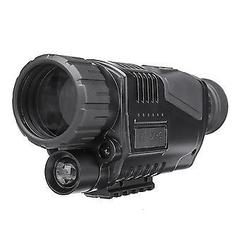 5 x 40 Digitale Nachtsicht Monokular FMC Infrarot Teleskop Videokamera Telephoto Unterstützung