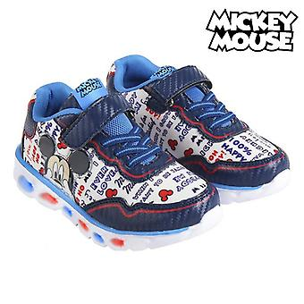 LED Trainers Mickey Mouse