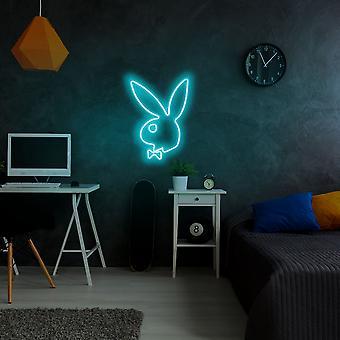 Playboy - Blå Blå Vägglampa
