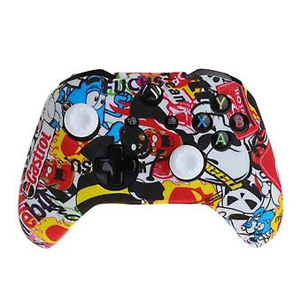 Abs Cover Case Aniti-slip With Coating For Ps5