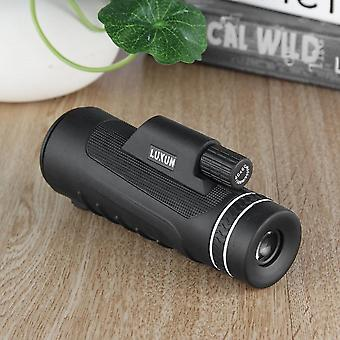 40x60 Monocular Telescope Zoom Outdoor Hd Vision Hunting Military Monoculars