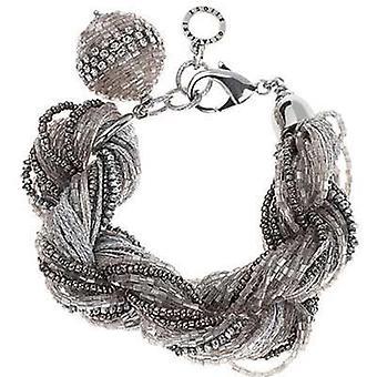 Ottaviani jewels bracelet with beads 470579