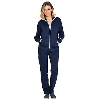 Amber Amber Tracksuit With Contrast Trim