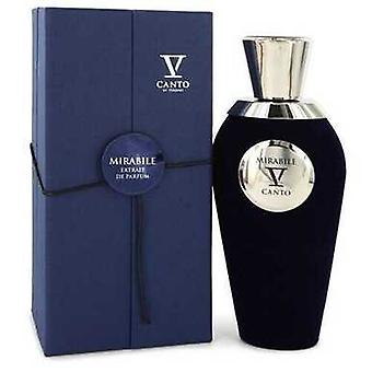 Mirabile V By Canto Extrait De Parfum Spray (unisex) 3.38 Oz (women) V728-552057