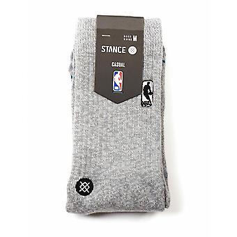 Stance Socks Logoman Staple Socks - Grey